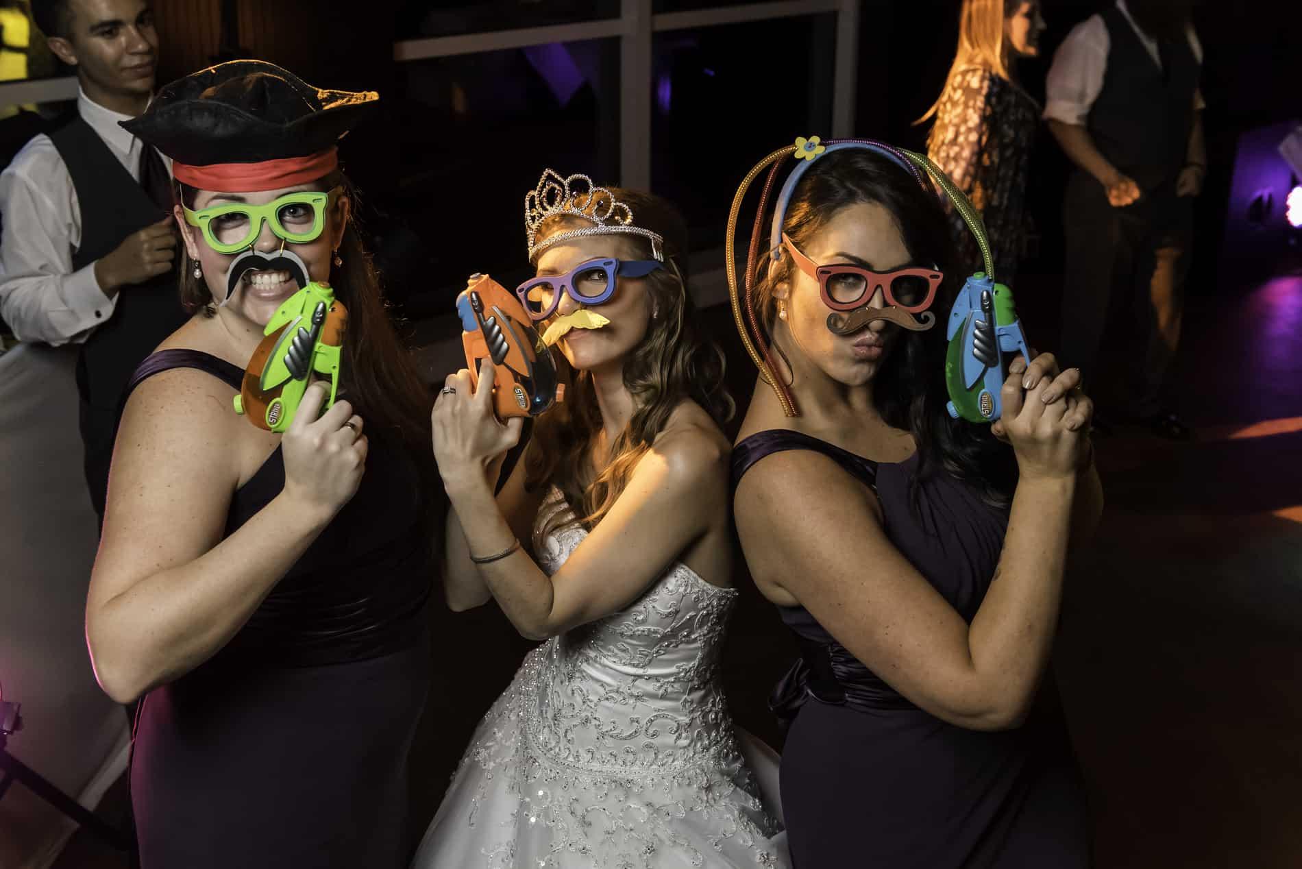 Fun Photobooth Ideas for Wedding Reception