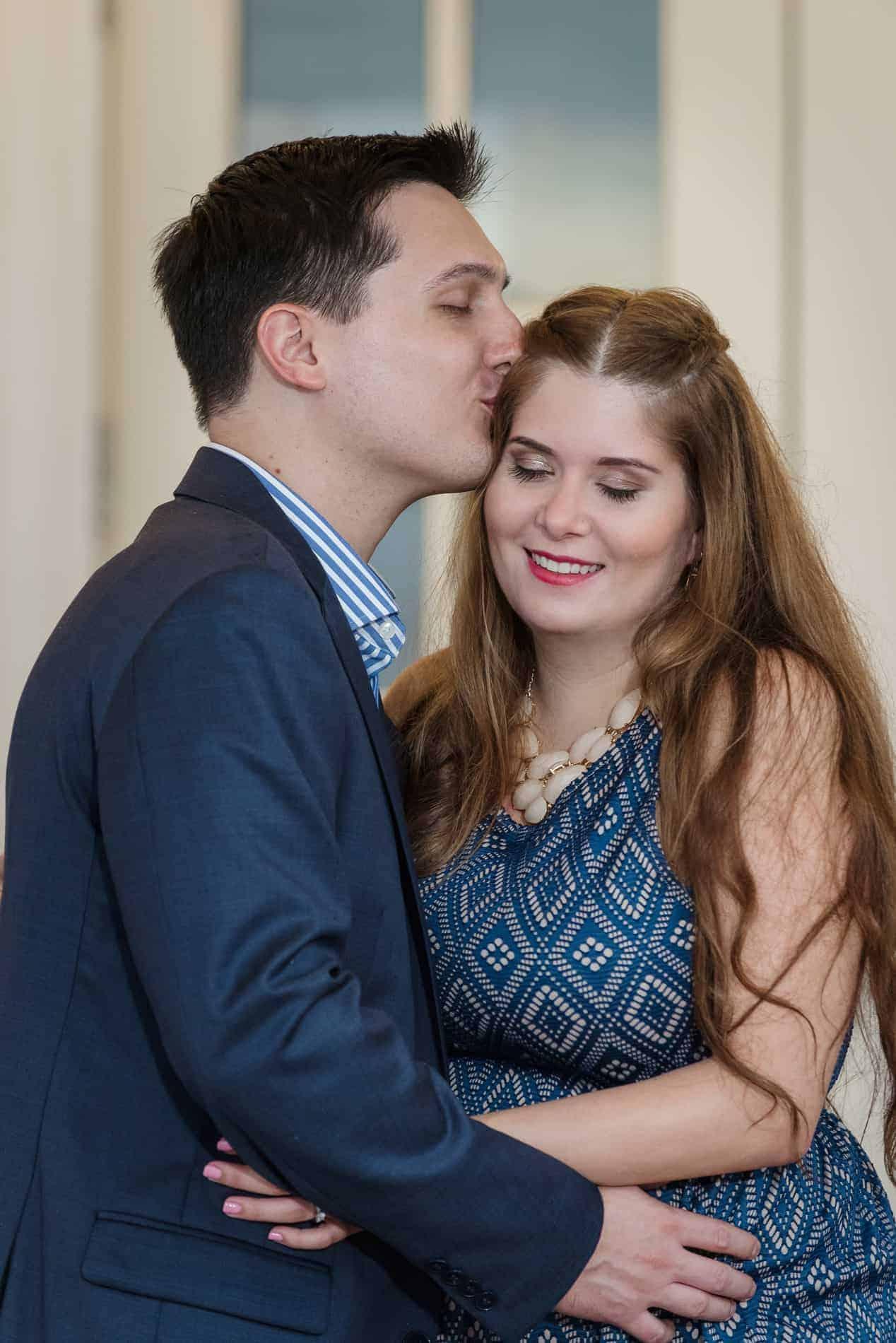 Engagement Photos at Disneys Boardwalk