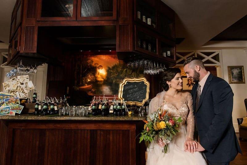 Beautiful Bride Magazine Covershoot at Bohemian Hotel Celebration