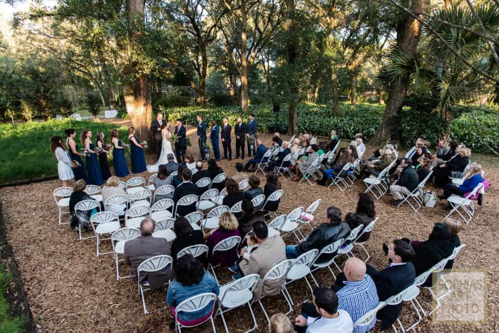 Harmony Gardens Real Wedding