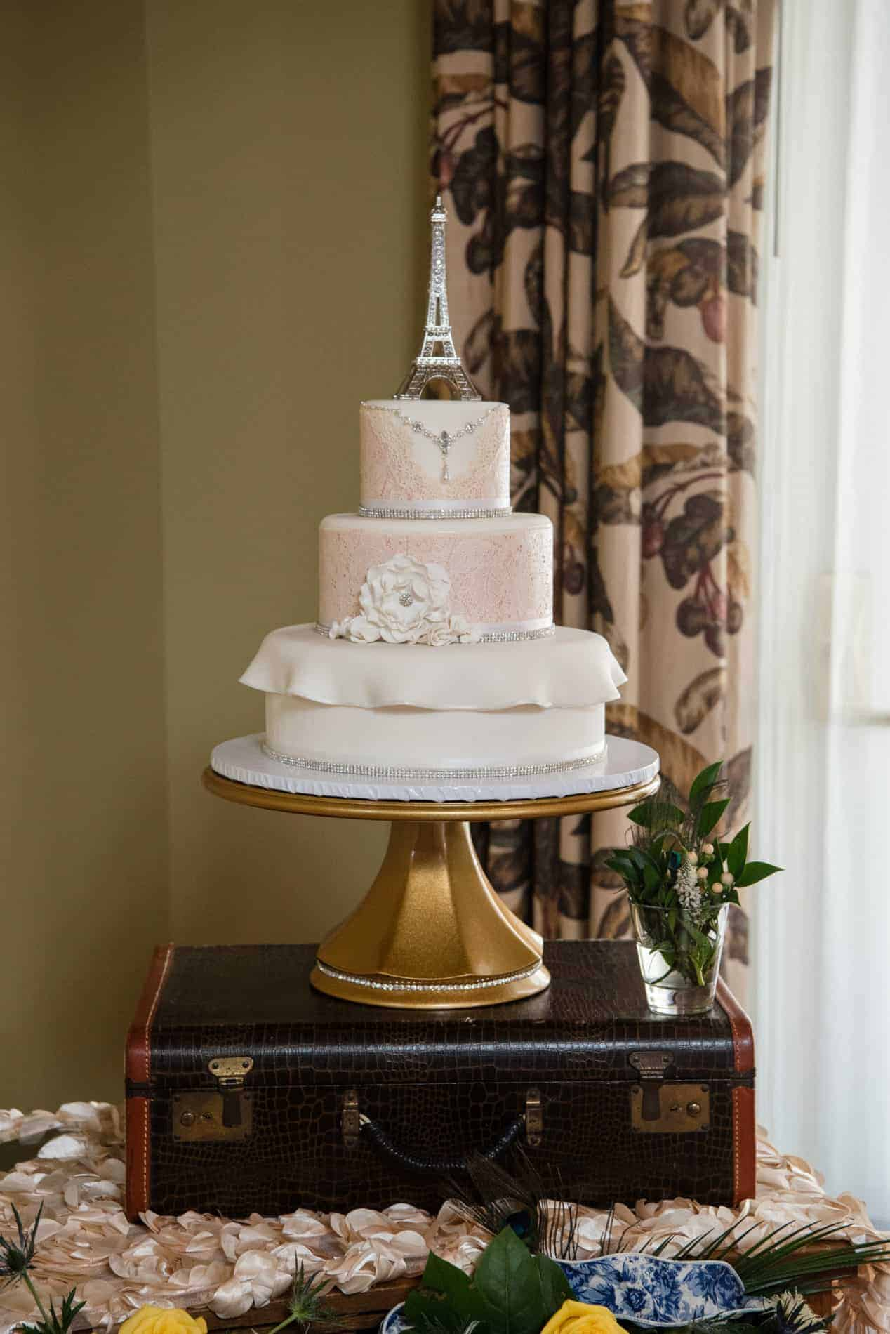 The Cake Designer were Patty & Terry Ames. They are owners of Cake Designers