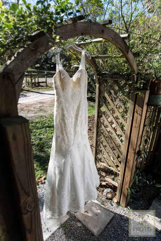 Harmony Gardens Real Wedding