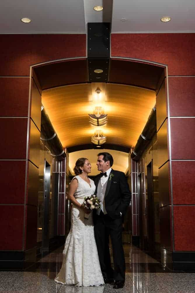 Downtown Wedding in Orlando