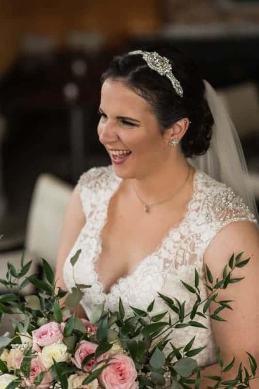 Bridal Portrait at Citrus Club Wedding