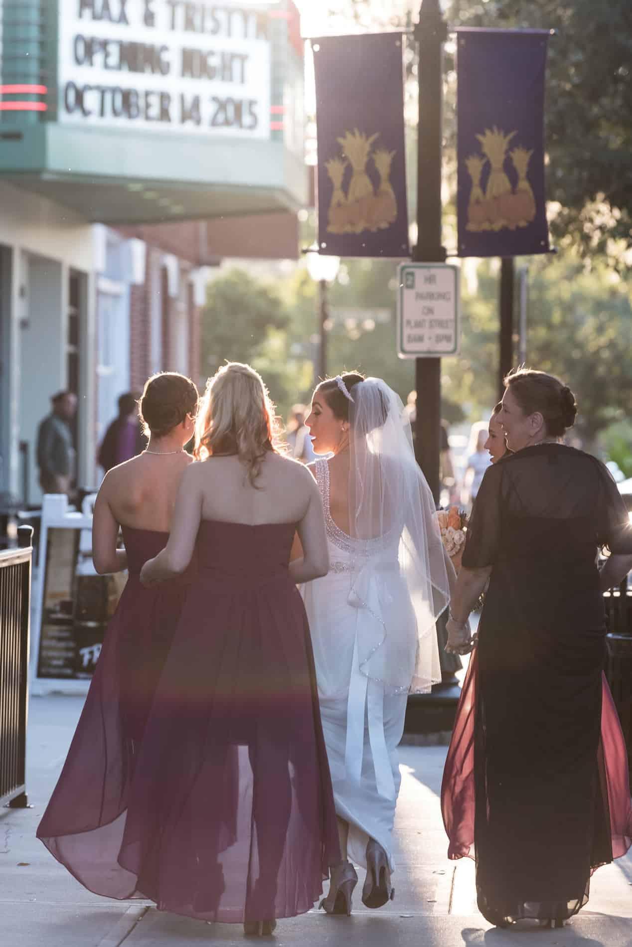 Garden Theatre Wedding