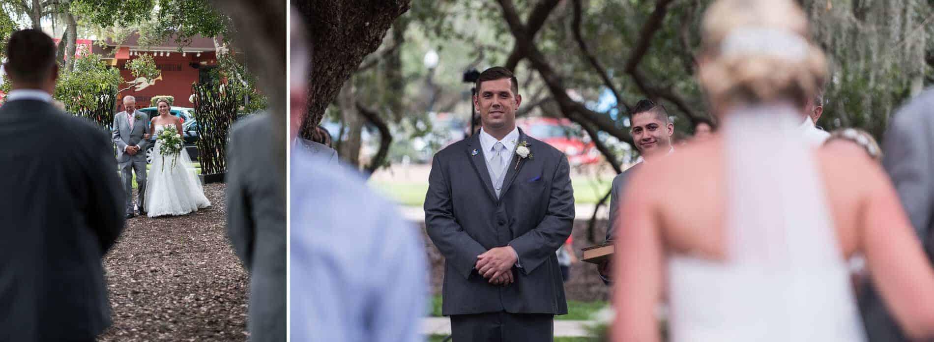 Mayor Tree Outdoor Wedding Photography