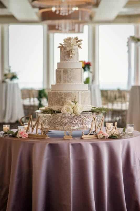 Top Wedding Cakes for Wedding in Downtown Orlando