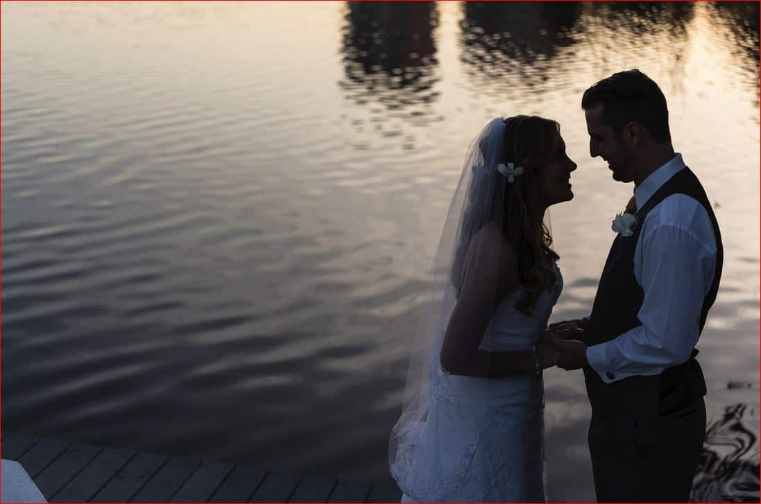 Top Sunrise Sunset Photos Wedding Photographer at Paradise Cove Orlando