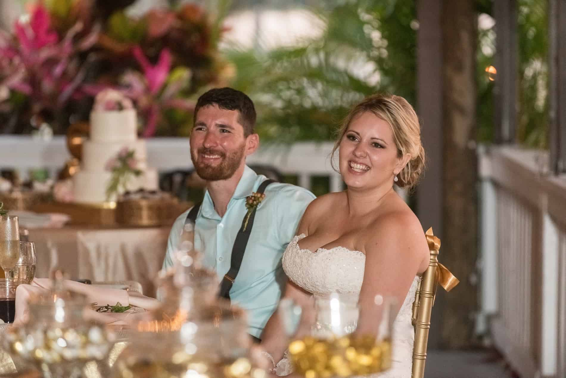 Paradise Cove Outdoor Wedding
