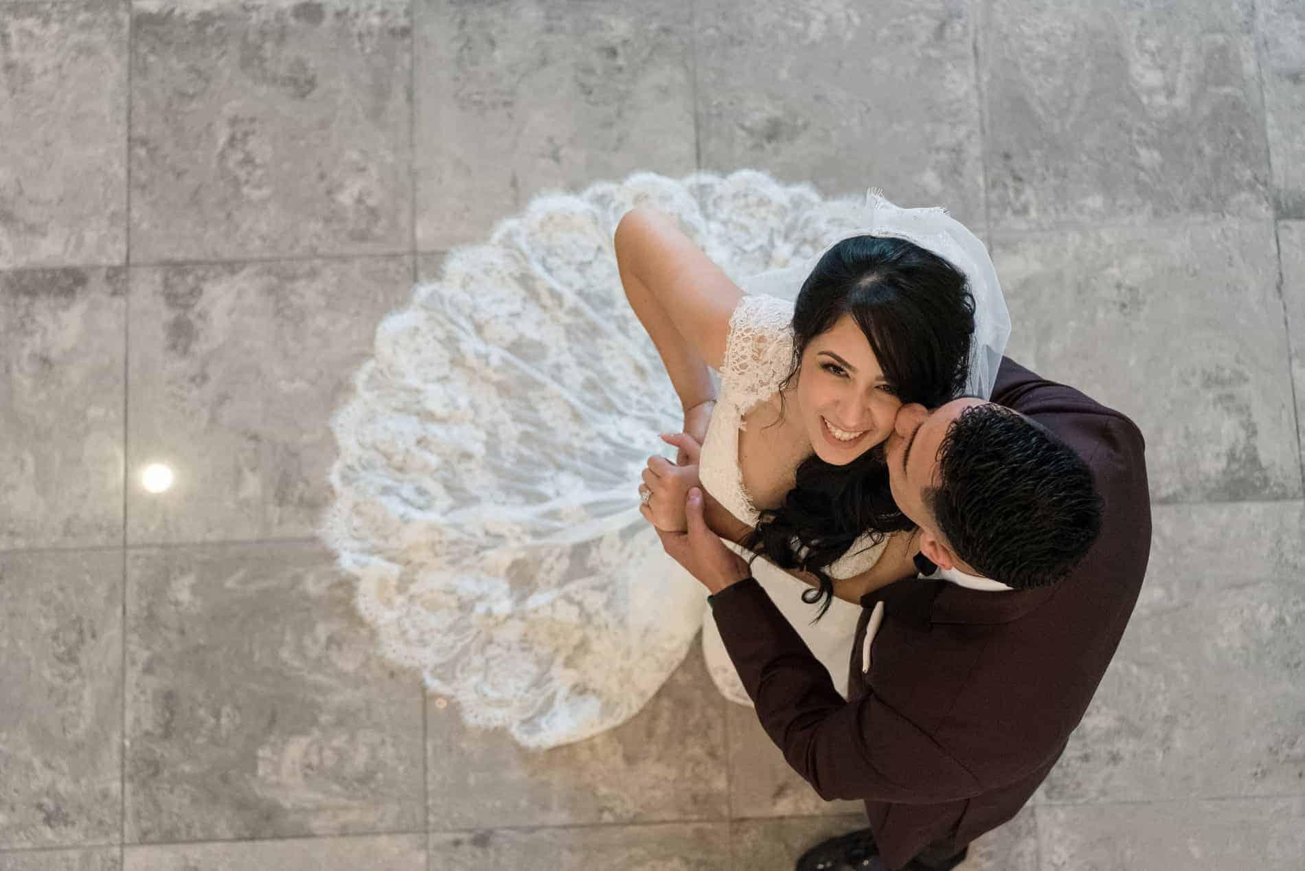 Beautiful Luxmore Wedding Reception