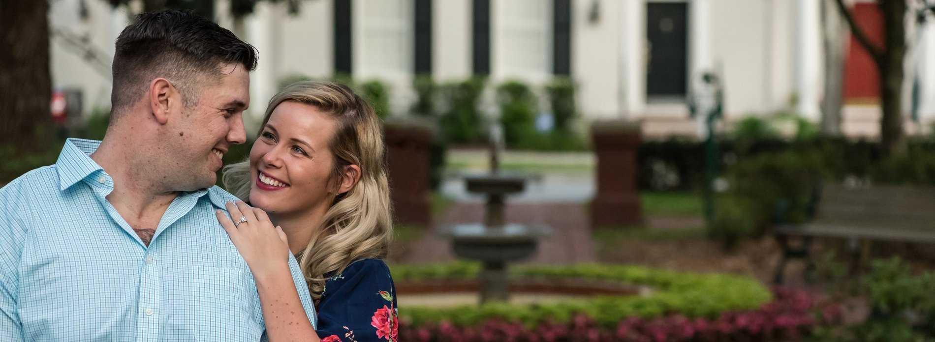 Celebration, Florida Engagement Session