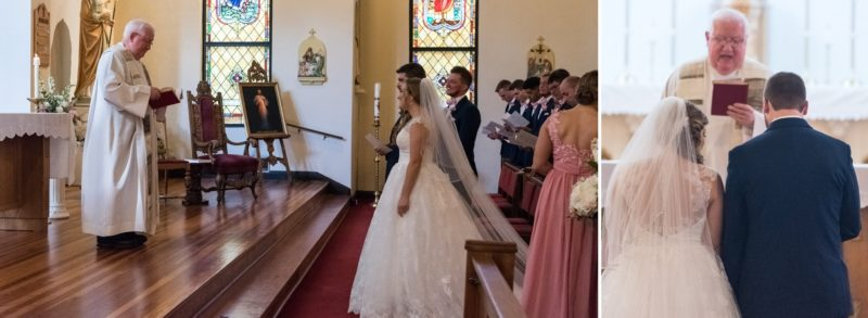 All Souls Historic Chapel and Country Club Wedding
