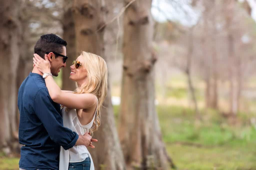 Bill Frederick Park Engagement Experience | Amanda and Gary