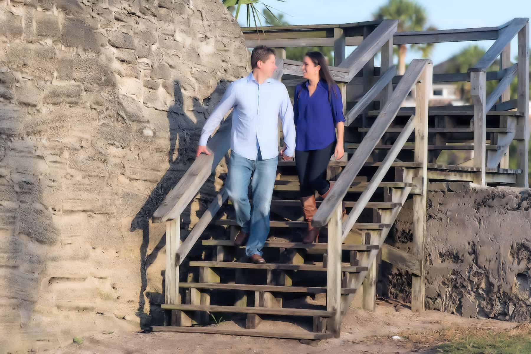 Castillo de San Marcos St Augustine Engagement Experience