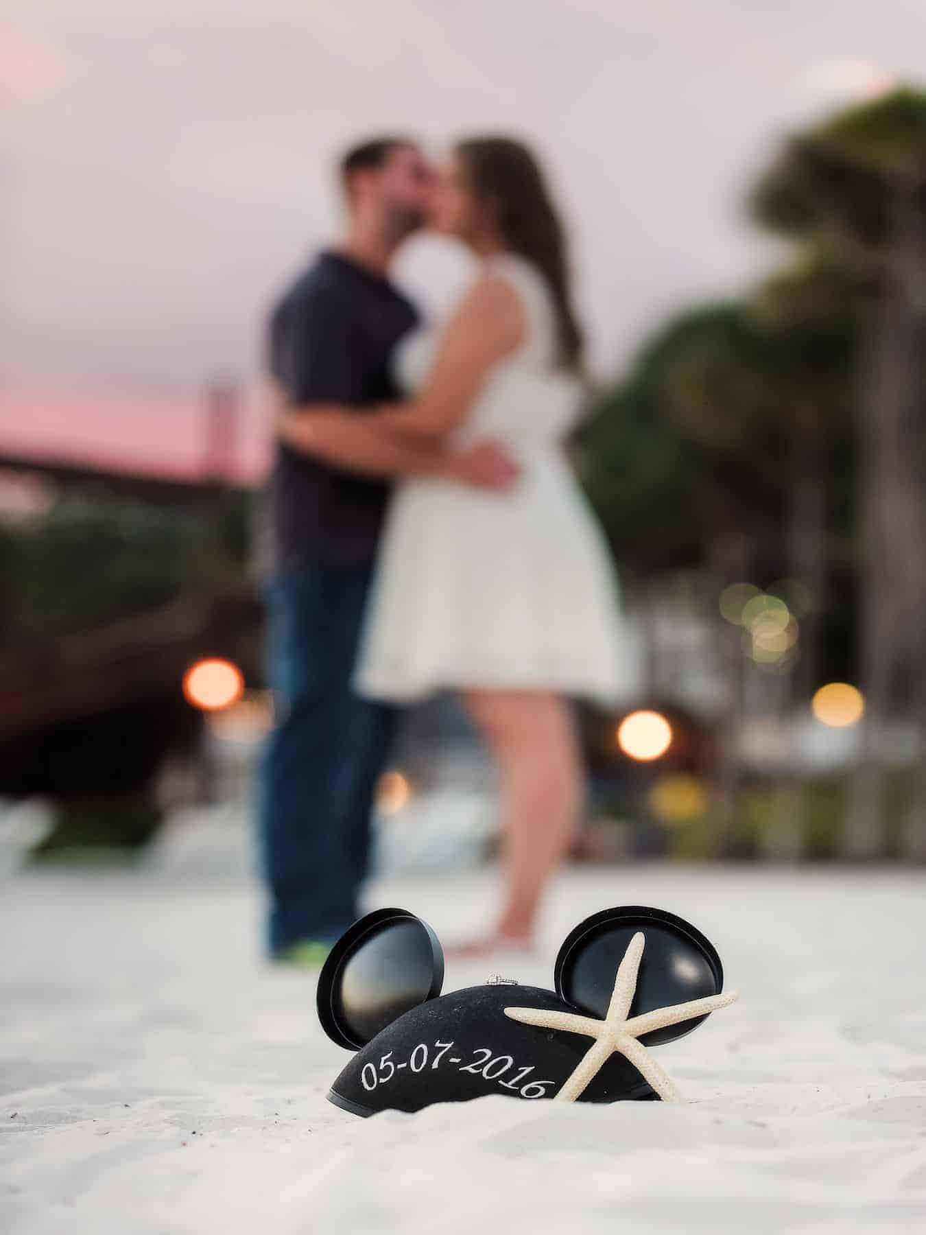 Disney Boardwalk Engagement Experience   Kaitlyn and Patrick