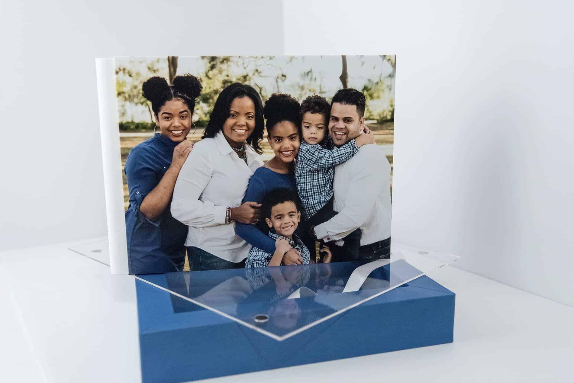 Family Photo Albums by Sophias Art Photo