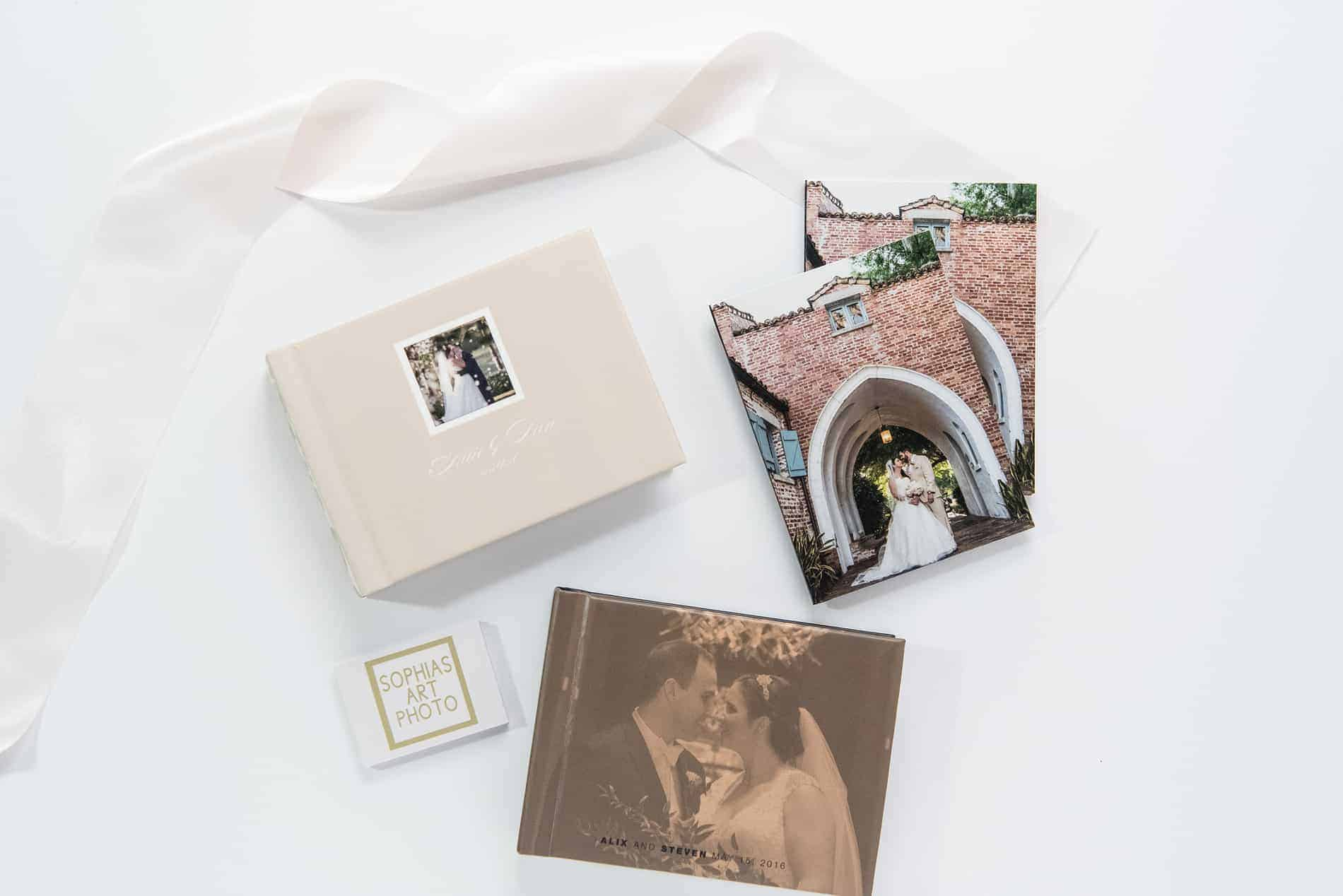 Family keepsakes designed by your Orlando Wedding Photographers