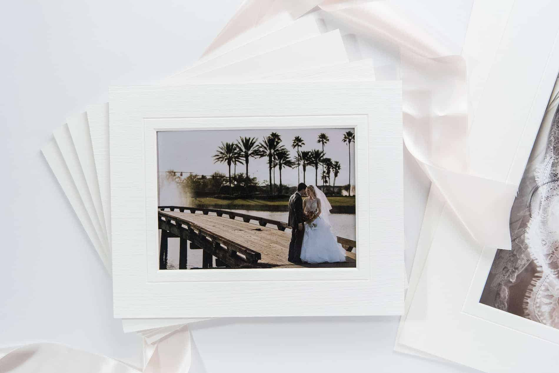Mounted prints from Orlando Wedding Photographers are the perfect gift