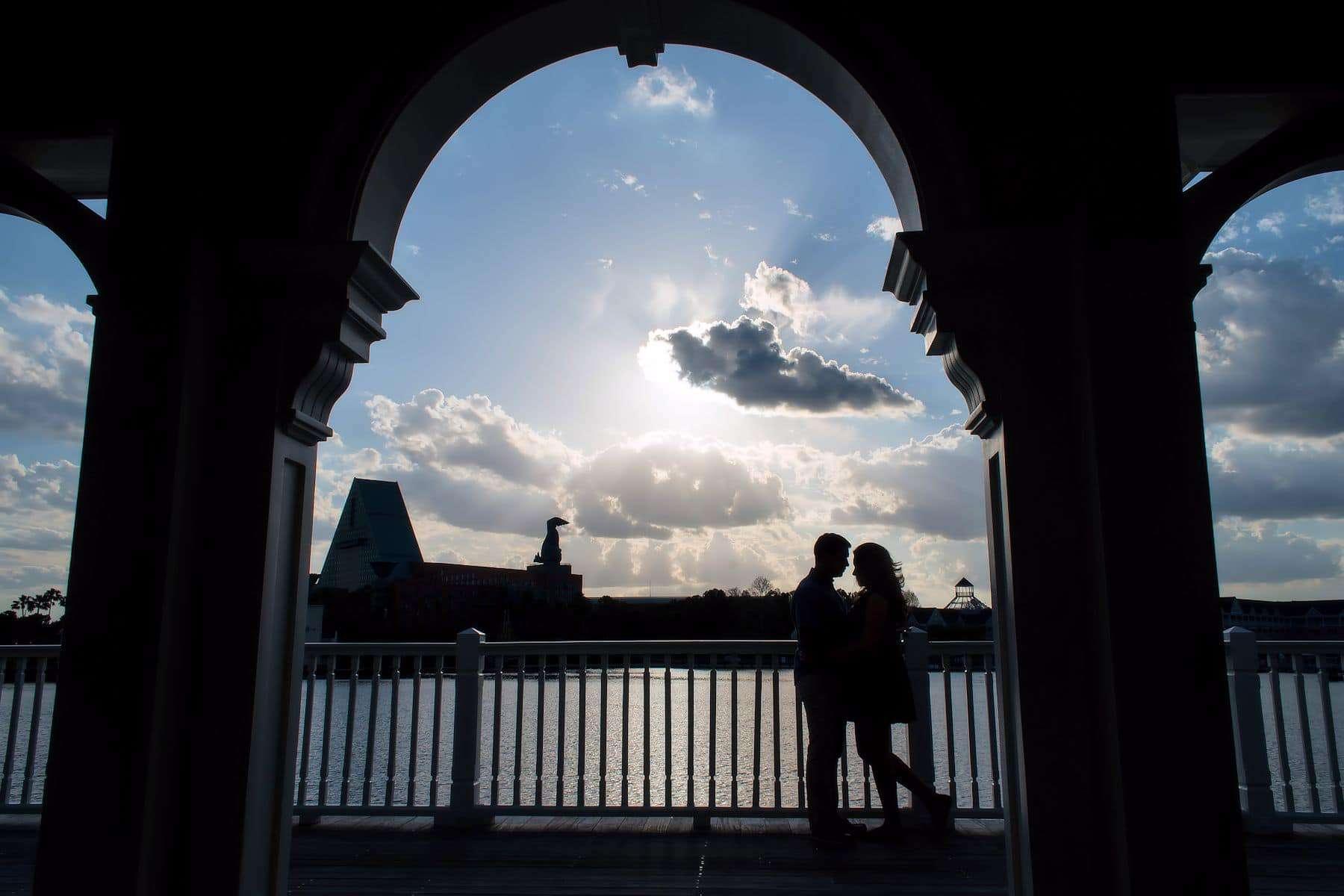 Magical Disney Engagement Photos