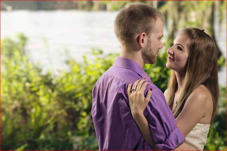 Top Kraft Azalea Garden Engagement Photographers