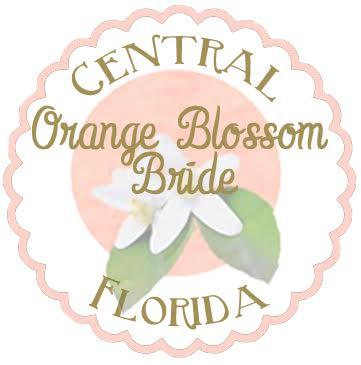 Orange Blossom Bride Logo