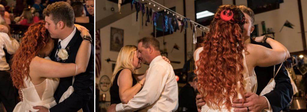 First Dance at a Star Wars Wedding