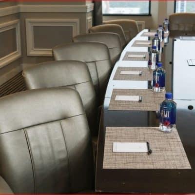 Duncan Boardroom at the Citrus Club Orlando