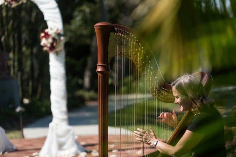 Historic Capen House Orlando Wedding Venue