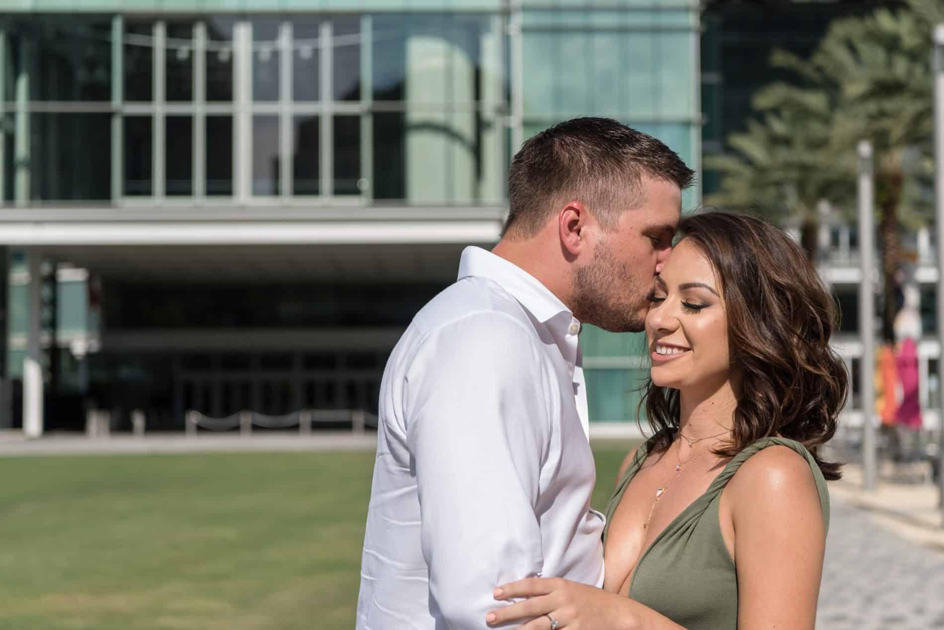 Downtown Orlando Wedding Photographer
