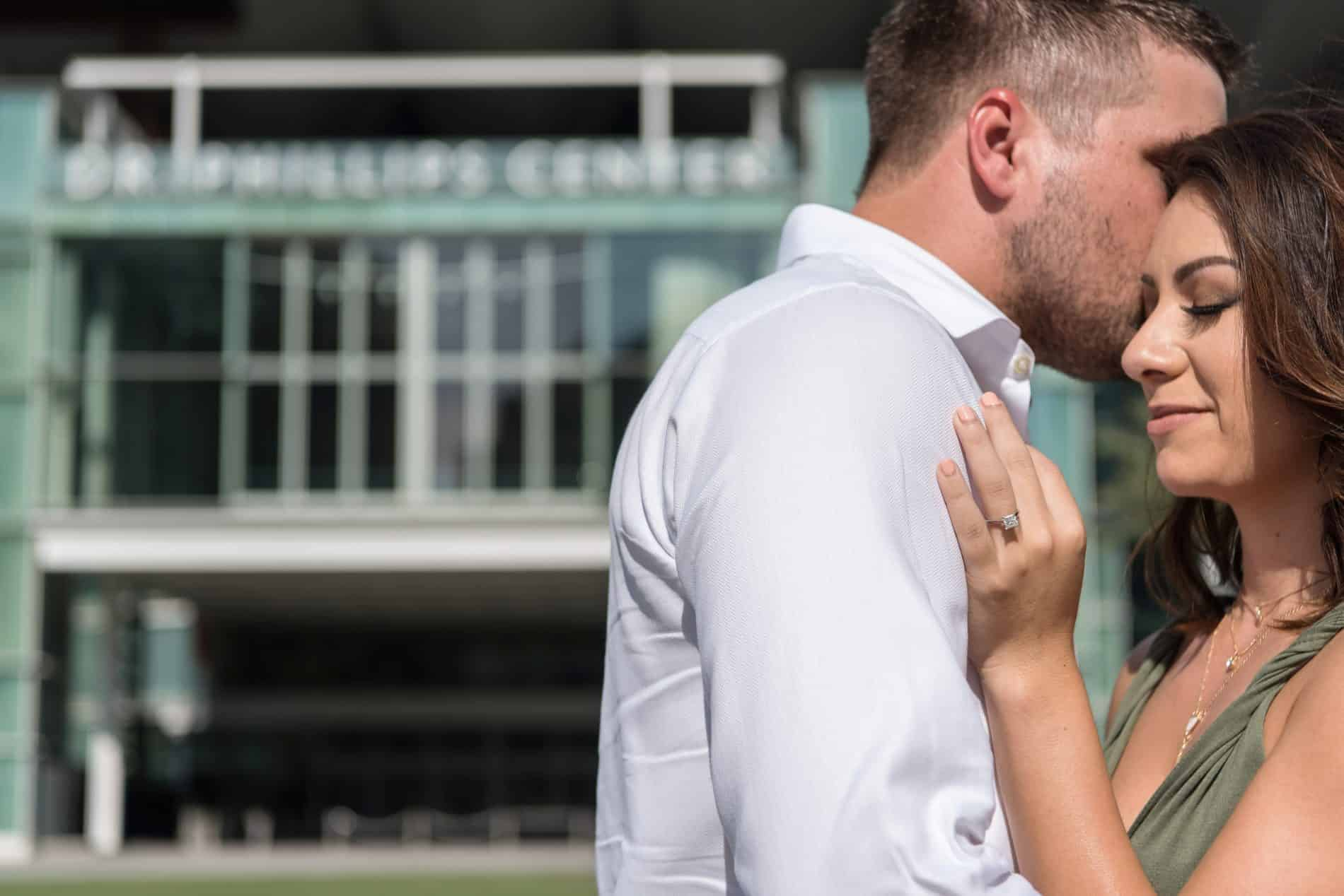 Wedding Photography in Downtown Orlando