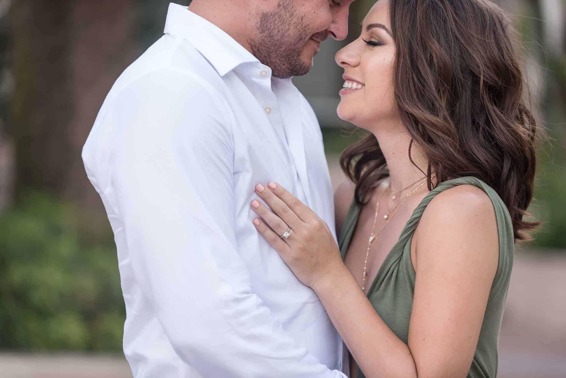 Best Engagement Photos in Orlando