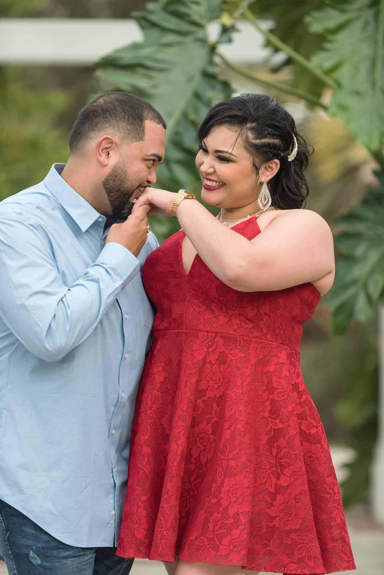 Top Photographers for Leu Gardens Engagement Photos
