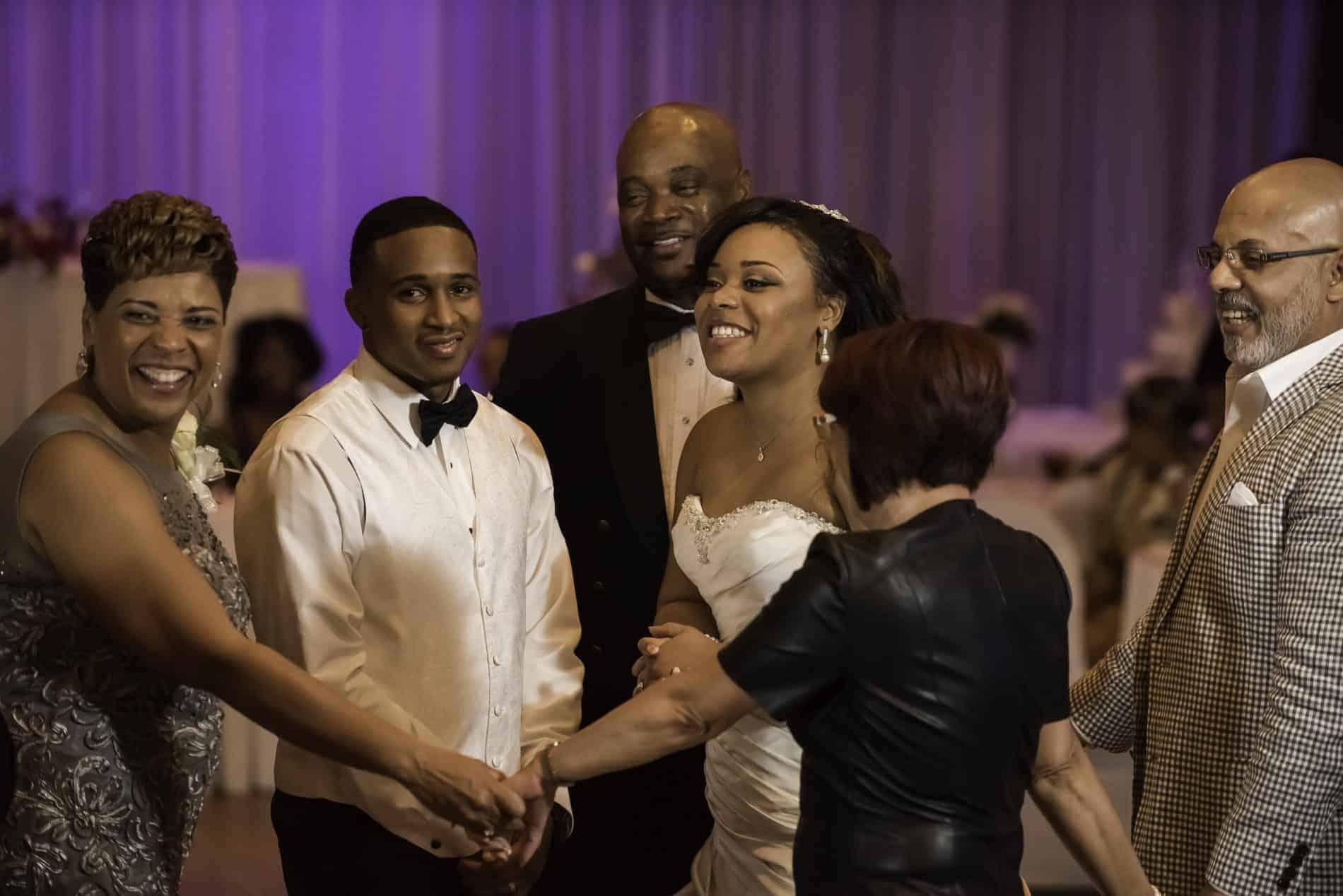Wilkins Simpson Wedding at The Rosen Centre in Orlando.