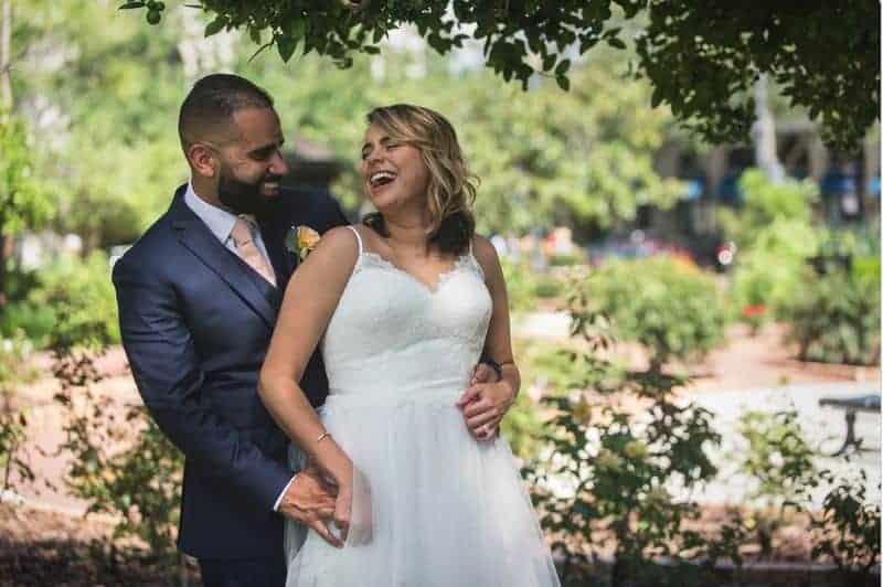 Blu on the Avenue Wedding in Winter Park