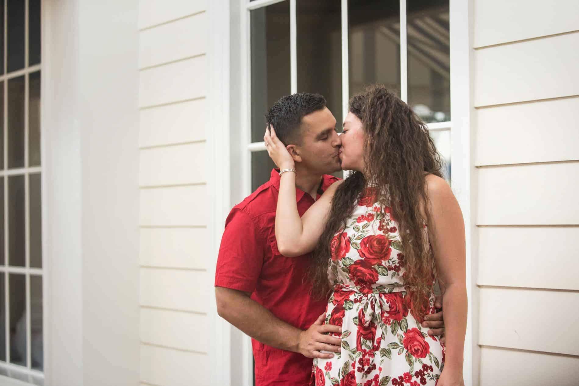 Engagement Photos Taken at Disney