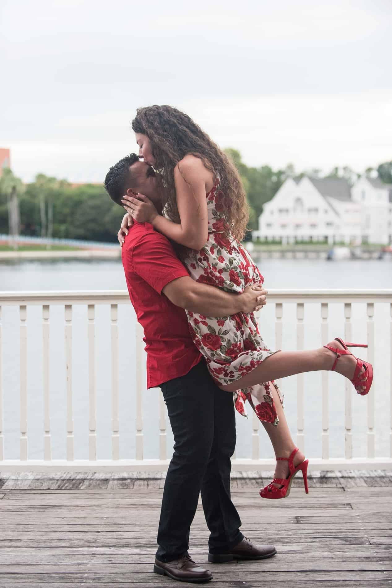 Disney Engagement Photographers