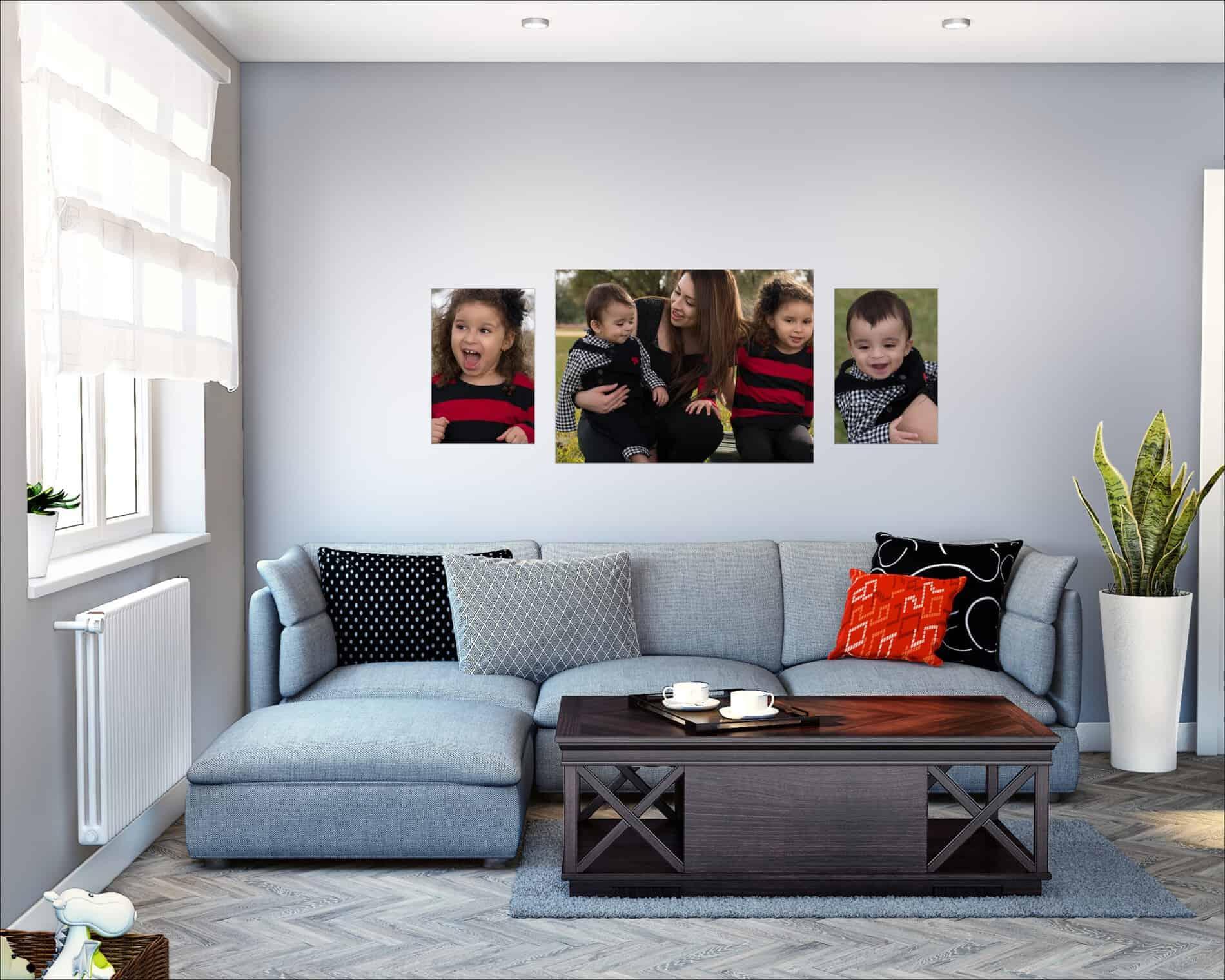Torino Family Wall Art Collection 1