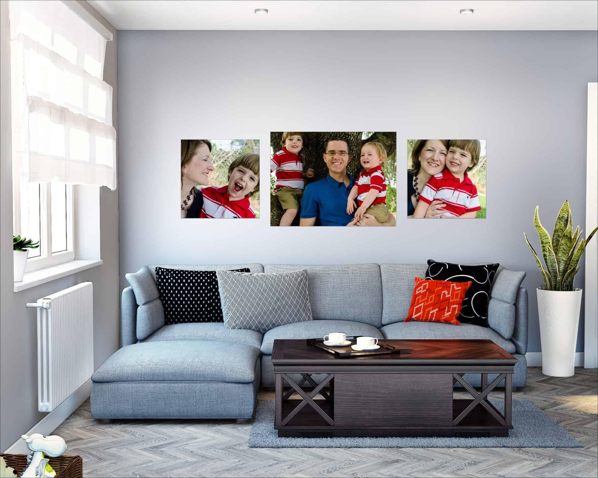 Torino Family Wall Art Collection 2