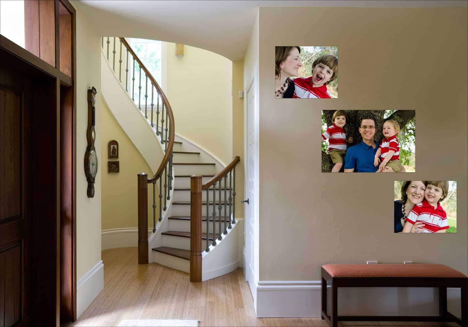 Cascade Family Wall Art Collection 1
