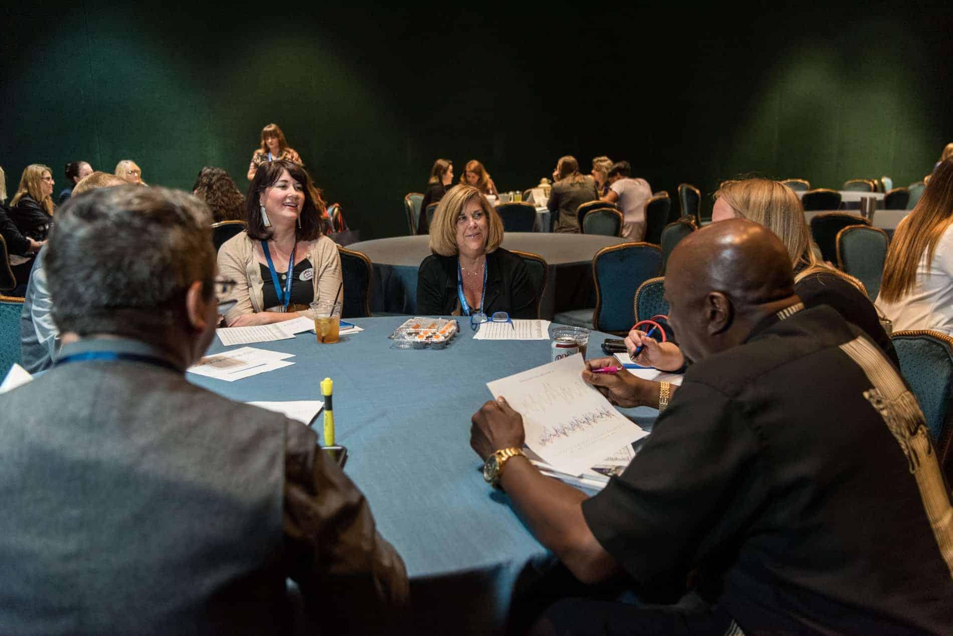 Amazing CFWA Wedding Education Conference The Summit Roundtable