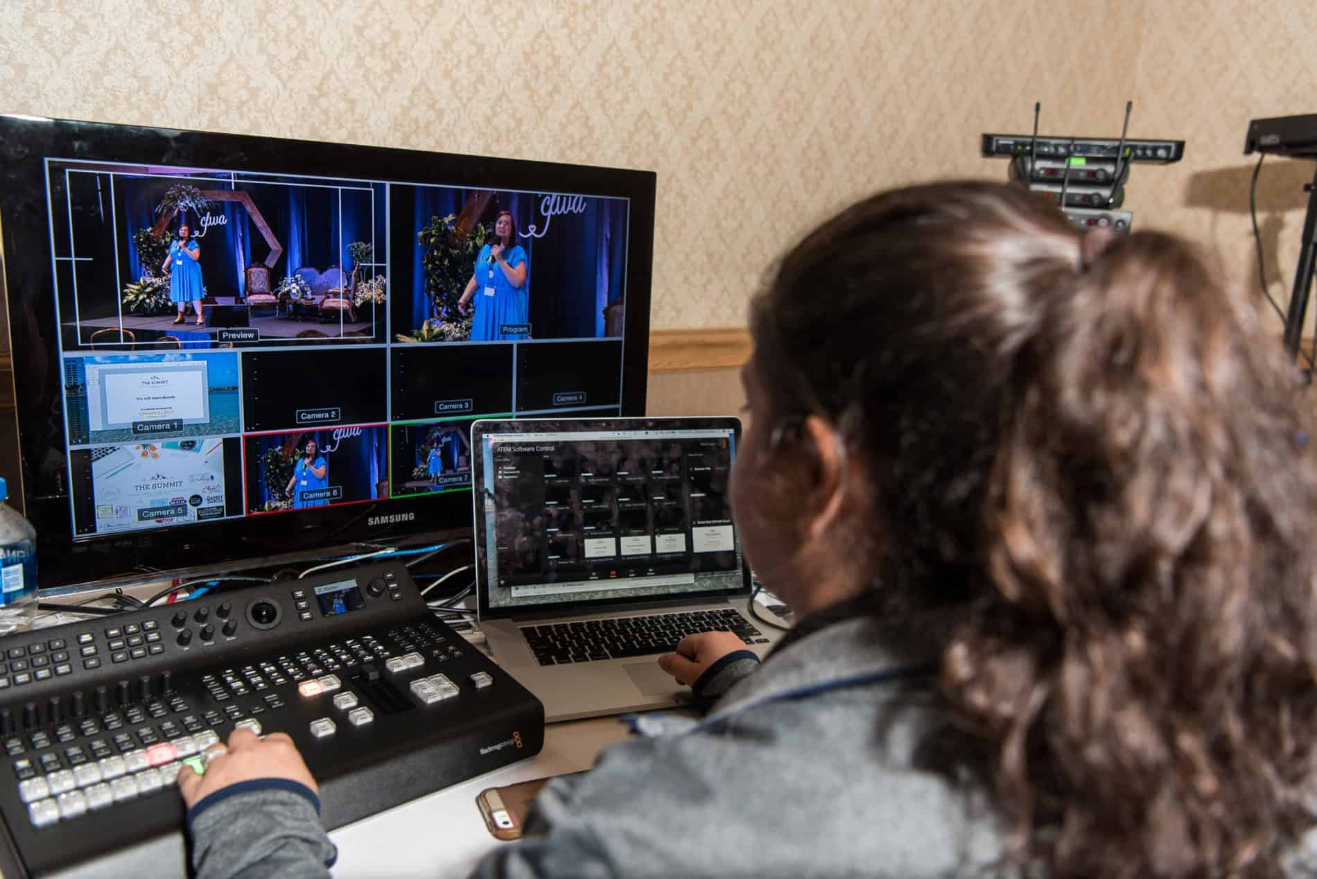 O Marvelous Productions providing Livestreaming at CFWA The Summit Conference