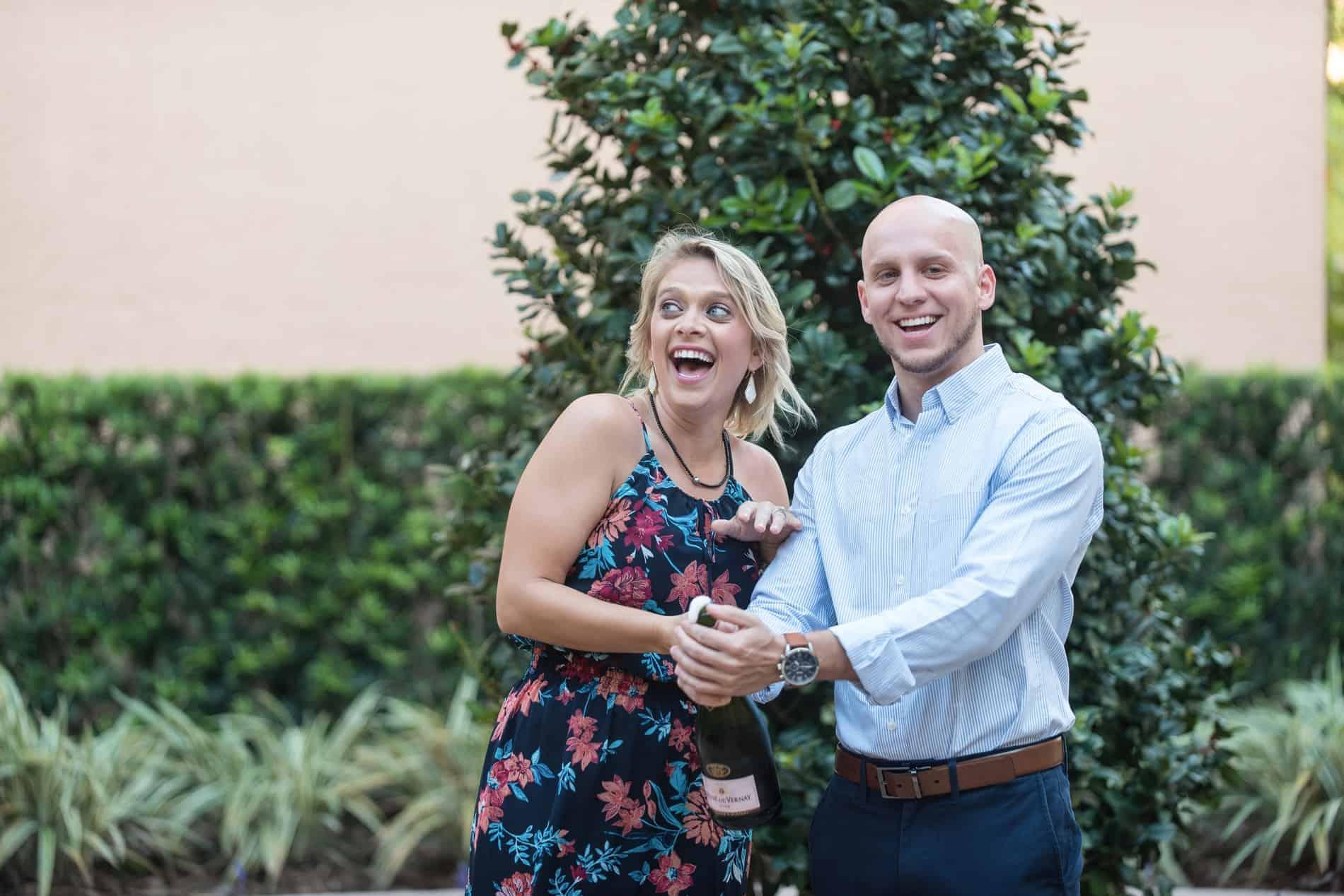 Surprise Ritz Grande Lakes Proposal | Katelyn+Bryce