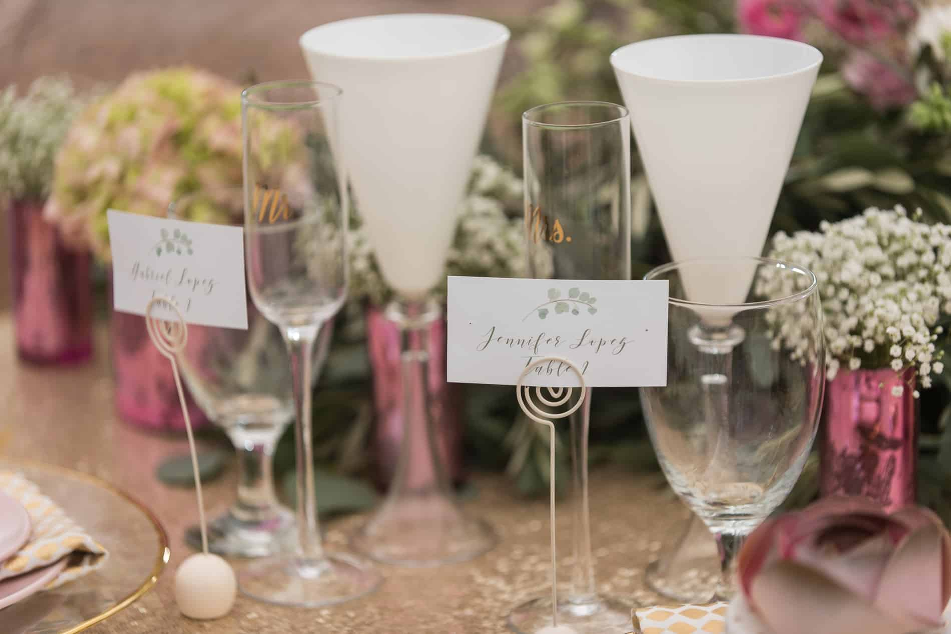 Harmony Gardens With Beautiful outdoor Table Setting