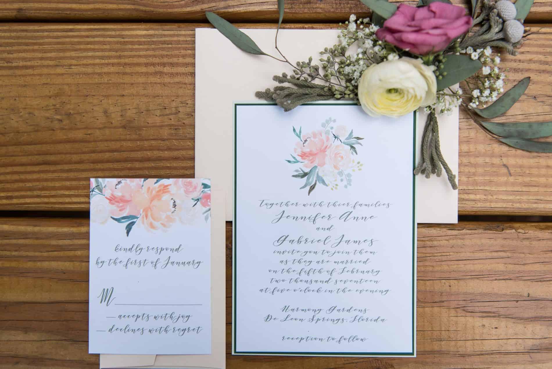 Paper Goat Post designed Amazing Invitations