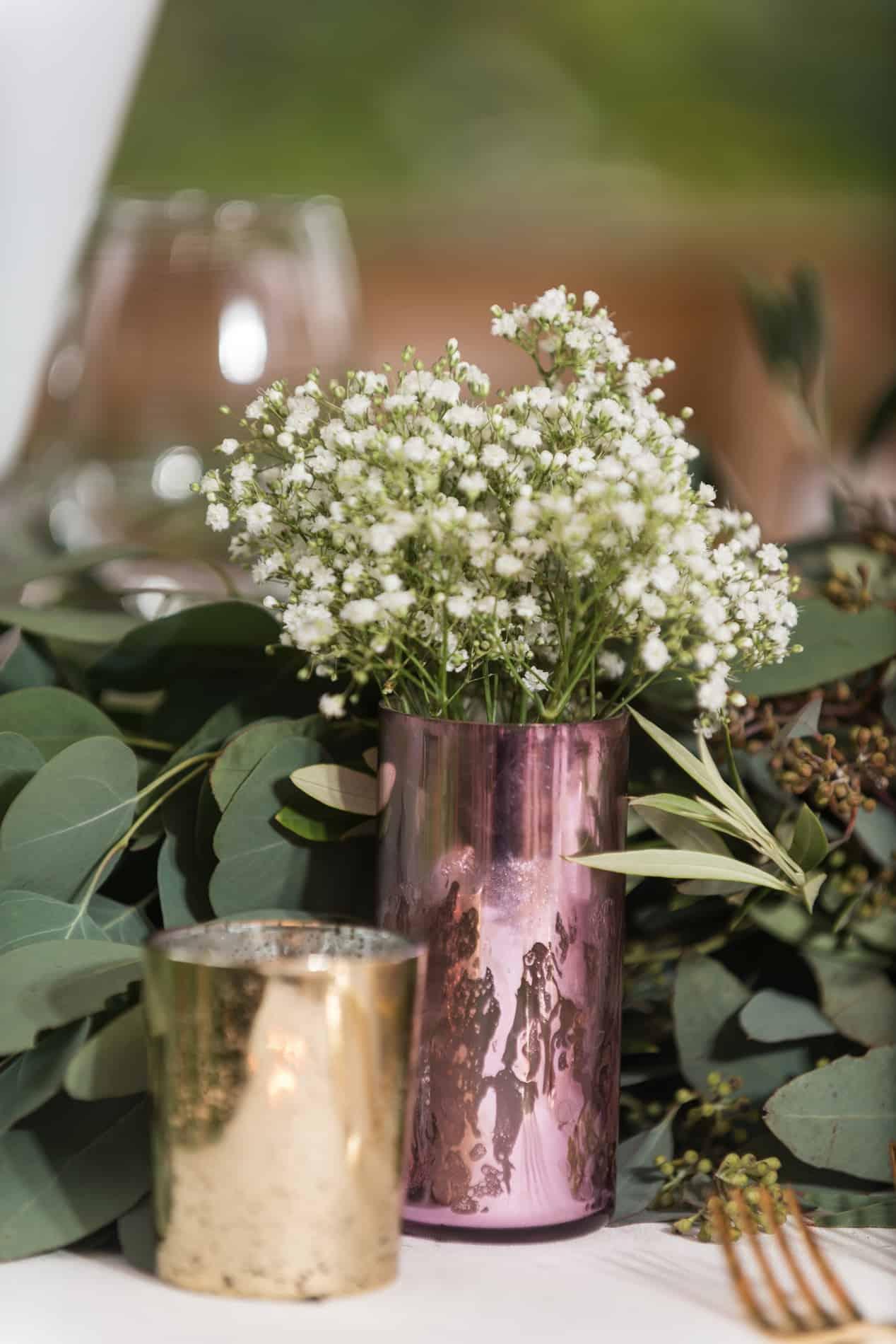 Gorgeous Rustic Arrangement by The Flower Studio
