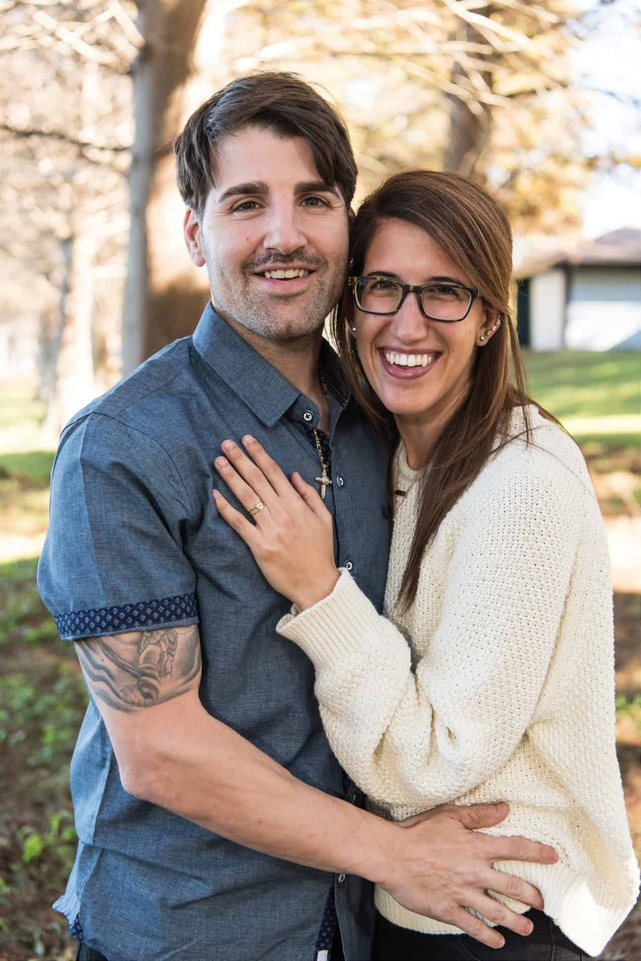 Engagement at Bill Frederick Park