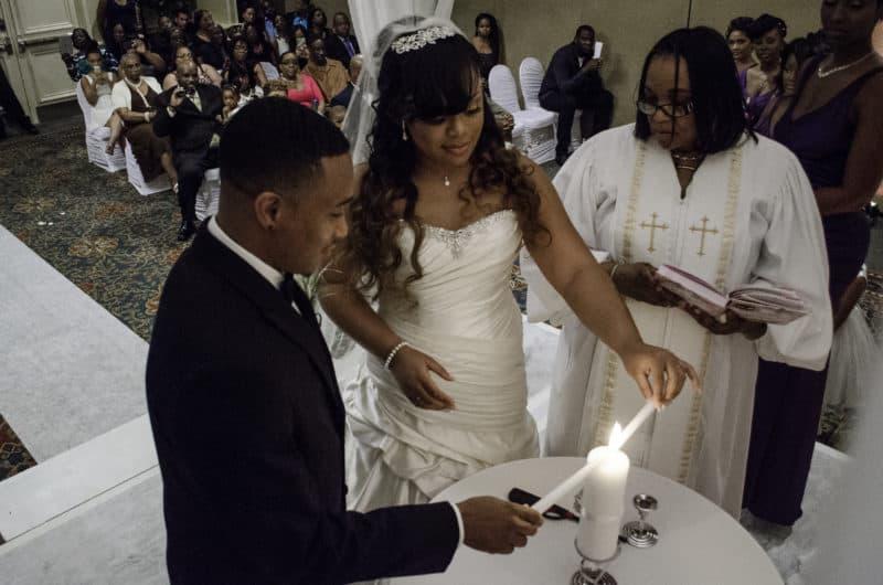 Rosen Centre Wedding Ceremony