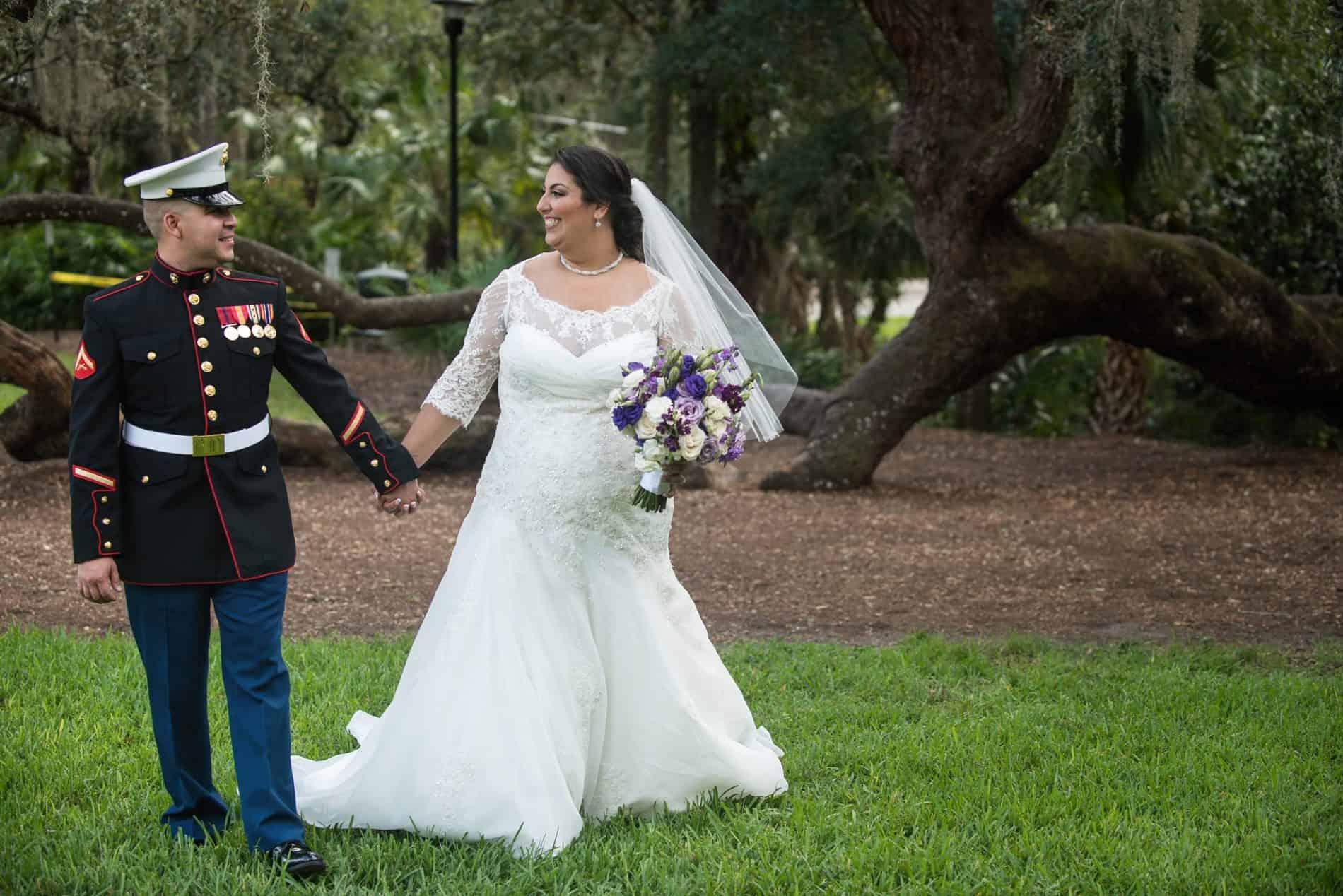 Downtown Orlando Couples Photo Session