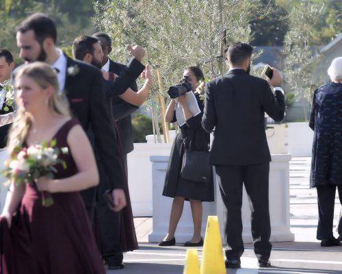 Angela and Nick Wedding BTS 2046