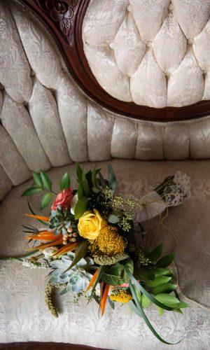 Old Charm Beautiful Bride Magazine Covershoot at Bohemian Hotel Celebration